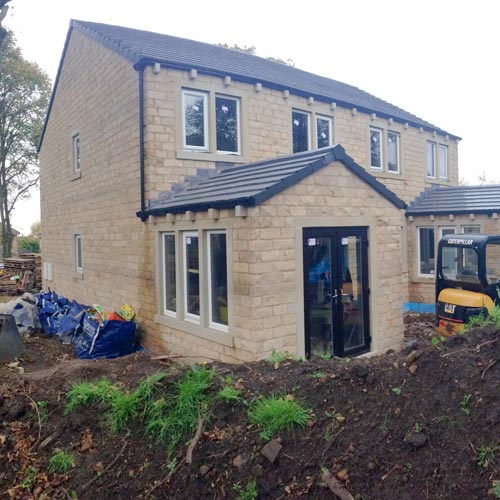 Shepley Semi-Detached Build 01
